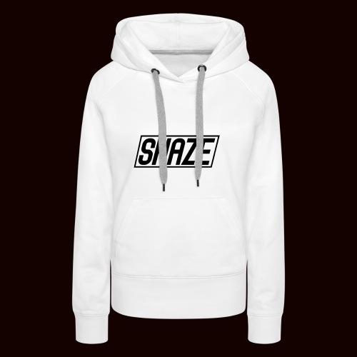 Shaze T-Shirt - Vrouwen Premium hoodie