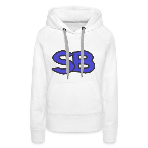 SerieusBrian Cap - Vrouwen Premium hoodie