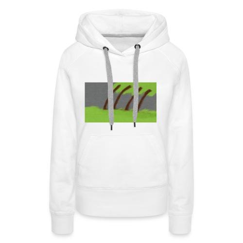 Storm in the Wind - Vrouwen Premium hoodie
