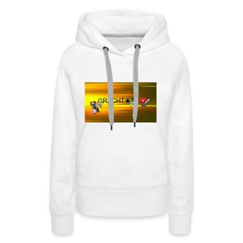 GrachtTVFan Shop - Frauen Premium Hoodie