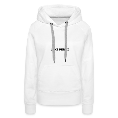 Luki Perni MERCHANDISE - Frauen Premium Hoodie