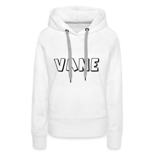 Vane - Clean'n'Simple - Frauen Premium Hoodie