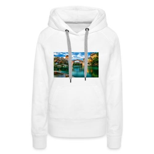 Mostar - Premiumluvtröja dam