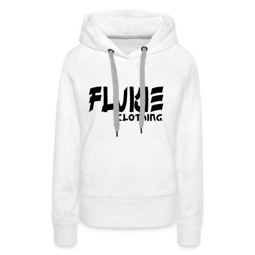 Flukie Clothing Japan Sharp Style - Women's Premium Hoodie