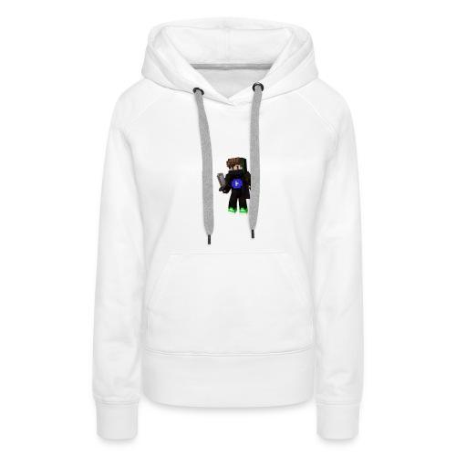 ZirX 33 - Sweat-shirt à capuche Premium pour femmes