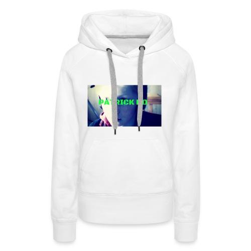 PATRICK HD - Vrouwen Premium hoodie