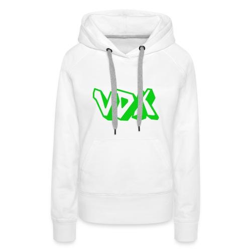 Vdk pet - Vrouwen Premium hoodie