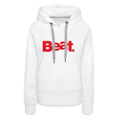 Beat Mug - Women's Premium Hoodie
