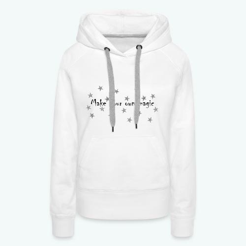 masja_shirt_1-png - Vrouwen Premium hoodie