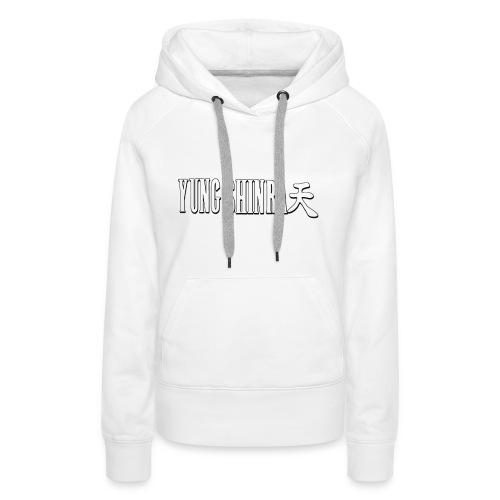 Yung Shinra Logo - Women's Premium Hoodie