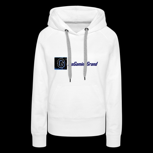 grand picture for white - Women's Premium Hoodie
