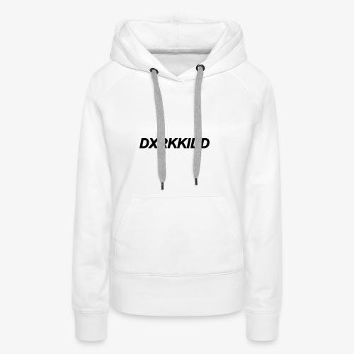 Dxrkkidd - Women's Premium Hoodie