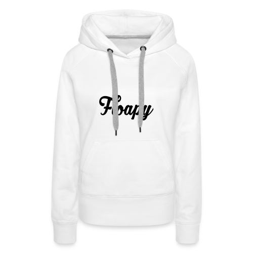 Floapy - Apple Phone case 6/6s Plus case - Vrouwen Premium hoodie