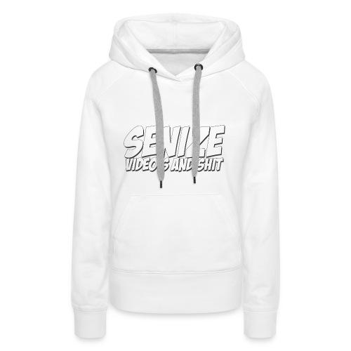 T-shirt Senize - Vrouwen Premium hoodie