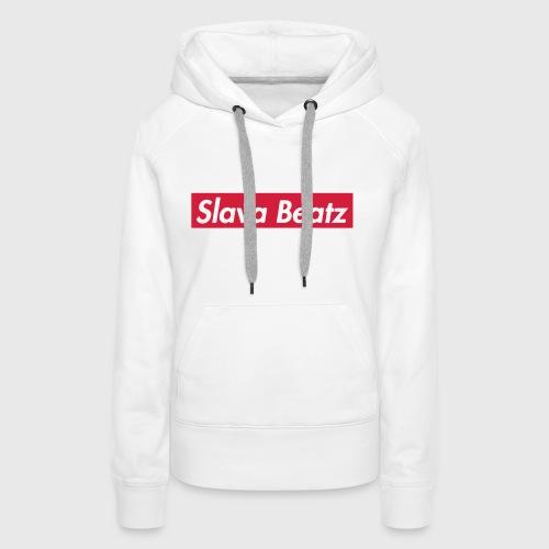 Slava Beatz Sup.-Logo - Frauen Premium Hoodie