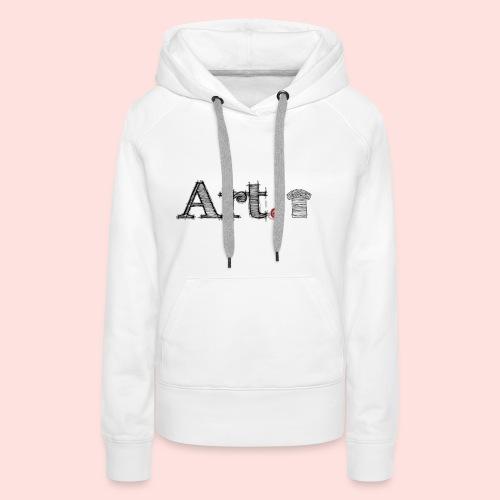arTshirtio - Vrouwen Premium hoodie