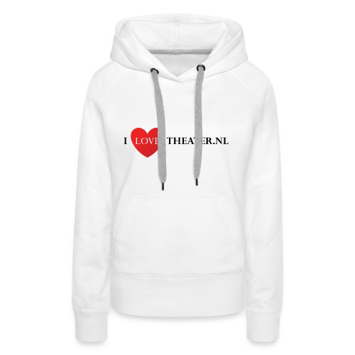 Hoes - Vrouwen Premium hoodie