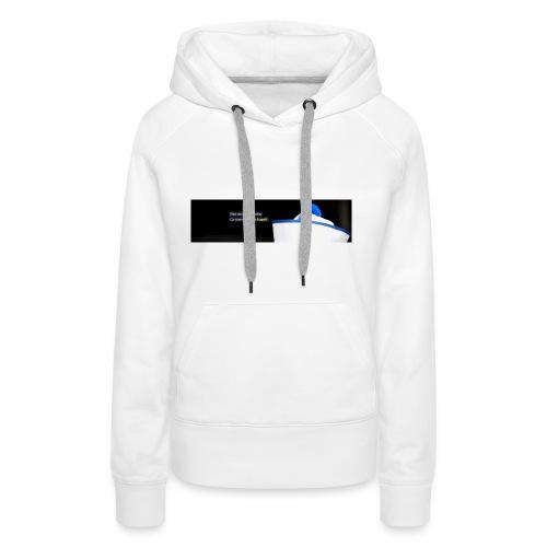Geenpeil Mok - Vrouwen Premium hoodie