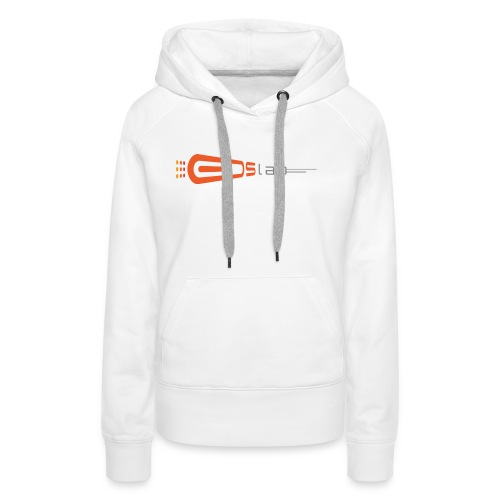 EOS Lab - Sudadera con capucha premium para mujer