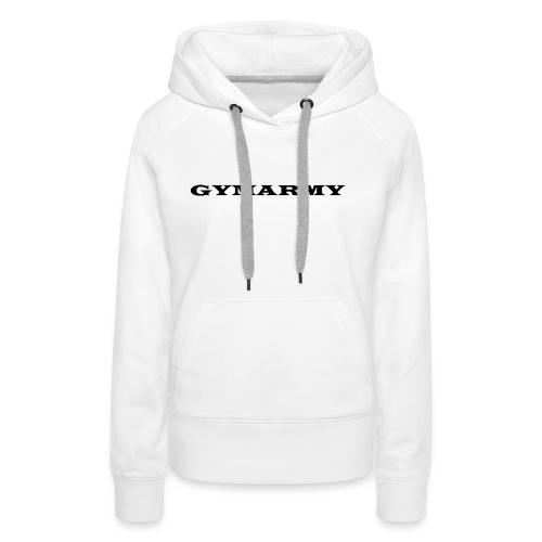 GYMARMY - Frauen Premium Hoodie