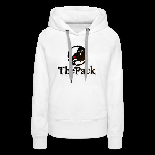 ThePack Logo klassisch - Frauen Premium Hoodie
