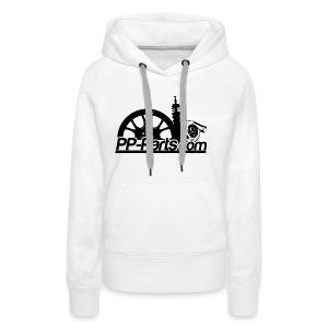 Black PPP - Frauen Premium Hoodie