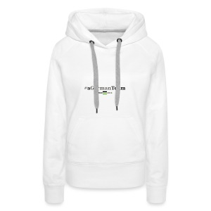 aGermanTeam_black - Frauen Premium Hoodie