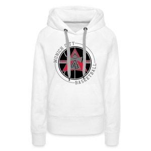 Munich City Basketball - Frauen Premium Hoodie