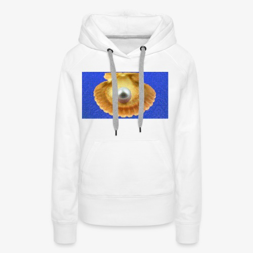 Mossel - Vrouwen Premium hoodie