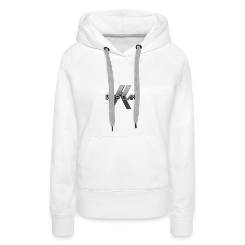 Kn9 Clan Cyberdesign - Frauen Premium Hoodie