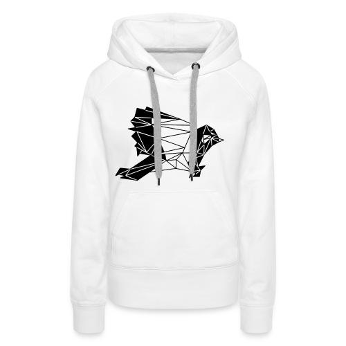 White Sparrow - Frauen Premium Hoodie