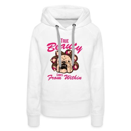 Nur für echte Bulldoggen-Liebhaber! - Frauen Premium Hoodie
