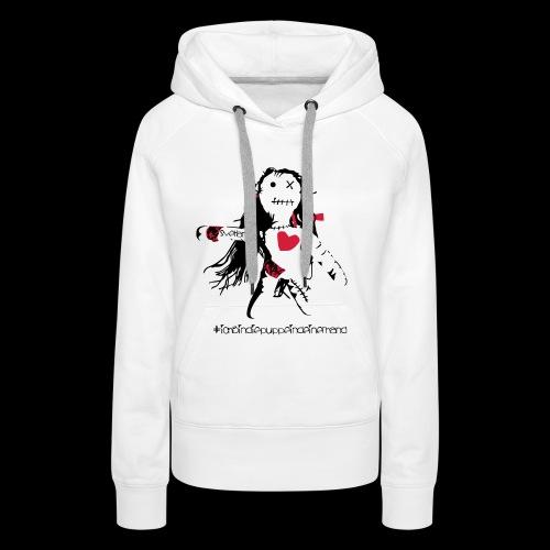 Svetlana hoch - Frauen Premium Hoodie