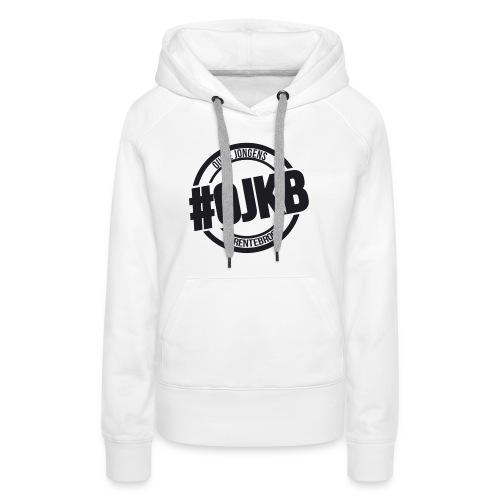 OJKB - Vrouwen Premium hoodie