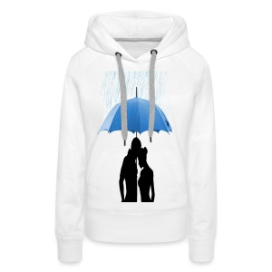 Love under the umbrella - Vrouwen Premium hoodie