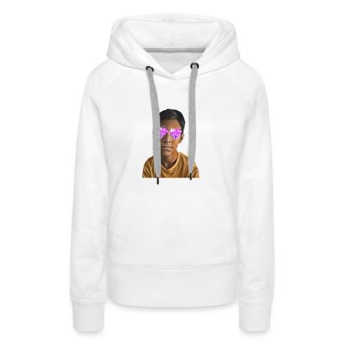 Omarnaiter beer - Vrouwen Premium hoodie
