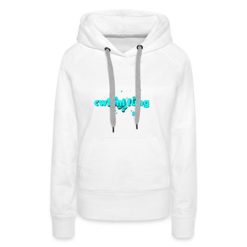 Mijn merch - Vrouwen Premium hoodie