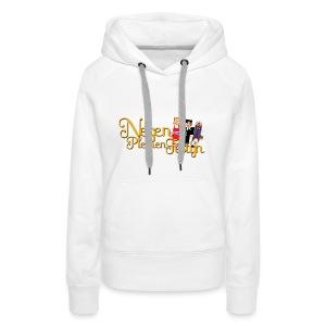 Muismatje - Vrouwen Premium hoodie