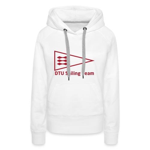 DTU Sailing Team Official Workout Weare - Women's Premium Hoodie