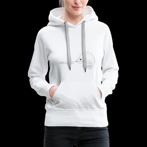 Labbading - Frauen Premium Hoodie