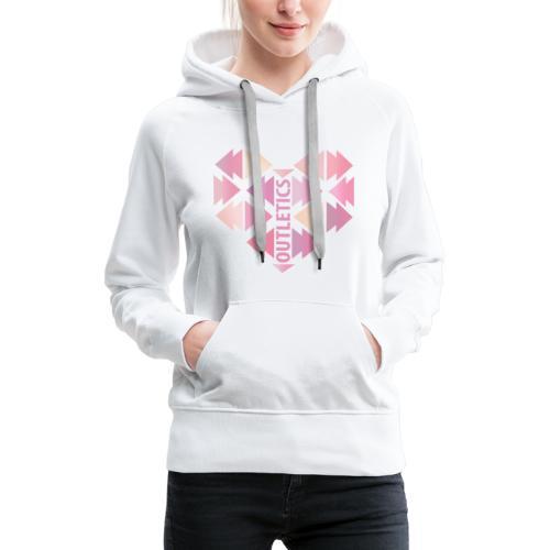 outletics heart - Frauen Premium Hoodie