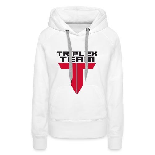 TT1 - Sweat-shirt à capuche Premium pour femmes
