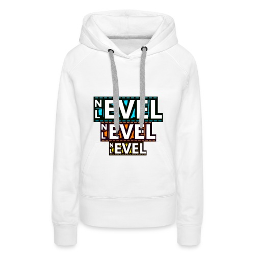 Nevel Level 3 colours - Women's Premium Hoodie