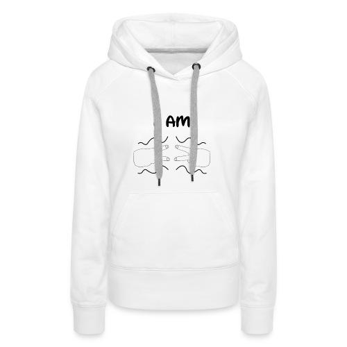 I Am Autism (Black) - Women's Premium Hoodie