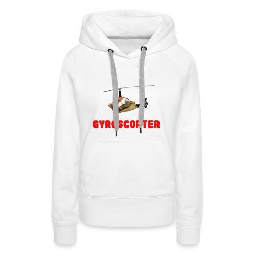 Gyroscopter - Frauen Premium Hoodie