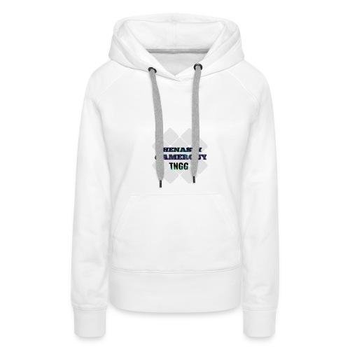 THENASTYGAMERGUY - Women's Premium Hoodie