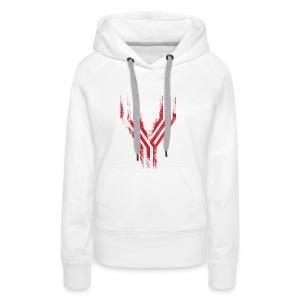 Y Rot - Frauen Premium Hoodie