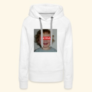 SPECIAL EDITION High Baby DESIGN - Women's Premium Hoodie