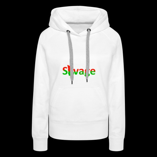 Savage Christmas Edition - Women's Premium Hoodie