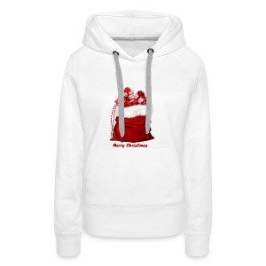 merry christmas shopping - Women's Premium Hoodie